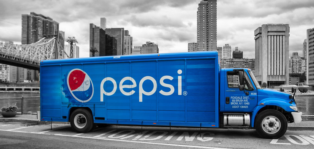Pepsi on the Road